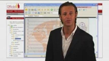 Mon Officéo, gestion gratuite en ligne pour vos documents !