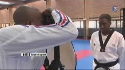 Tout le sport - France 3 - Mamedy Doucara