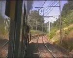 Langon-Arcachon en train à vapeur partie1