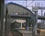 Langon Arcachon en train à vapeur partie3