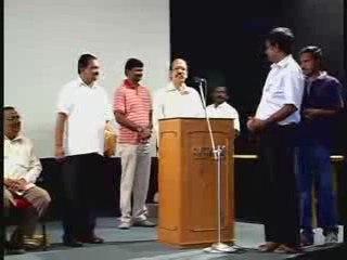 02 Ponniyin Selvan Varalaatru Pervai Vizha 2009 Morning
