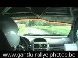 Thibault Radoux- Eric De Bolle,Clio RS, Rallye de sombreffe