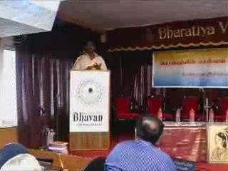 01 Ponniyin Selvan Varalaatru Pervai Vizha 2009 Afternoon