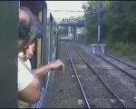 Langon Arcachon en train à vapeur partie 8