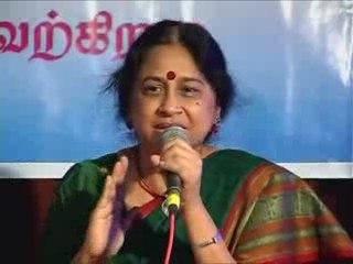 04 Ponniyin Selvan Varalaatru Pervai Vizha 2009 Evening