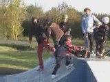 le cours de skate du 17 octobre en vidéo