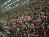 Ambiance Anfield  Liverpool Lyon