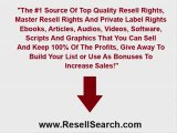 Easy Wordpress Sales Pack with Private Label Rights