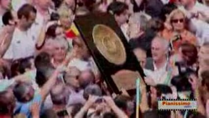 Video Perpignan USAP TOP 14 Hommage du Conseil Général