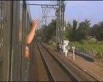 Langon Arcachon en train à vapeur partie 10