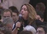 Grenoble : Intervention de Sylvie, fonctionnaire