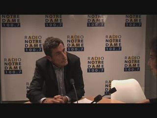 Courrier des auditeurs - Radio Notre Dame -  19 Octobre 2009