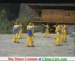 Hand-Waving Dance Baishou Swaying Dance Tujia Hand-Swinging