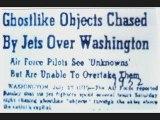 Washington 1952 UFO Flap