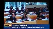 Jean Sarkozy met un pied dans l'EPAD