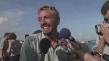 Thomas Ruyant vainqueur de la Transat 6,50 à Bahia