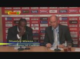 Persconferentie SC Cambuur - FC Omniworld, 23 oktober 2009.