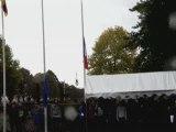 Jumelage-Cérémonie du 17 octobre 2009