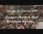 Cognac B.B. v.s. Challans Basket