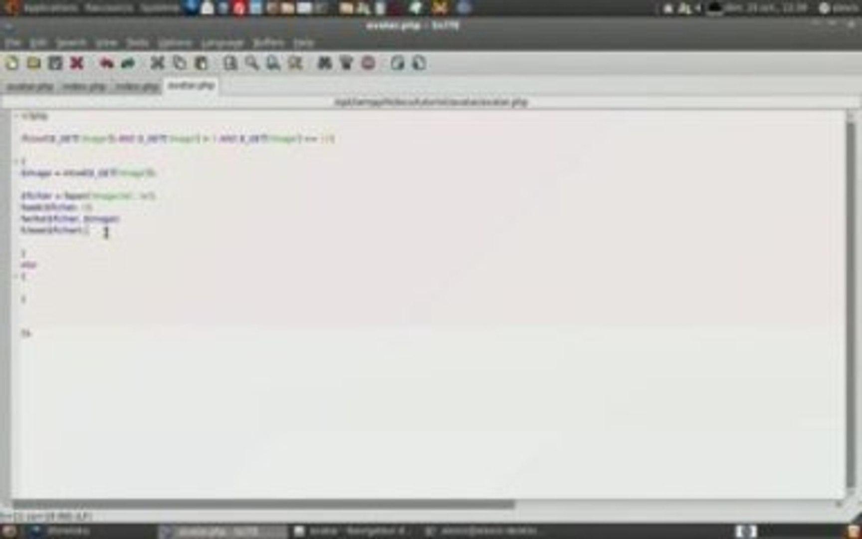 Créer un avatar qui change aléatoirement en PHP