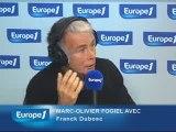 """Franck Dubosc dans """"Cinéman"""""""