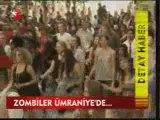 STAR ANA HABER'DE THRILLER ZOMBİLERİ