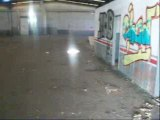 Paintball hangar