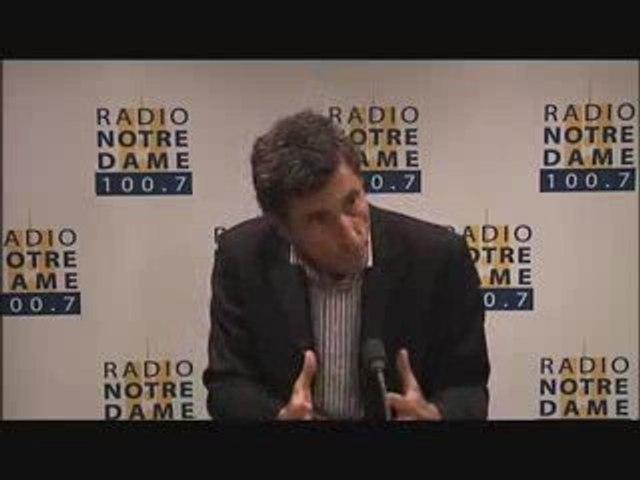 Courrier des auditeurs - Radio Notre Dame - 24 Octobre 2009