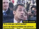 Nicolas Sarkozy - langage inversé - message subliminal - ins