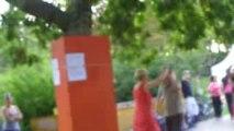 GrippeA/H1N1 l Toulouse l VACCIN=GENOCIDE l Activistes(1)