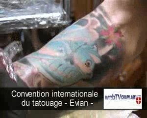 Convention du tatouage d'Evian
