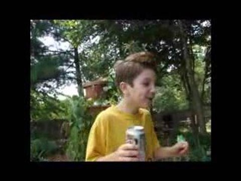 I Miss You Little Buddy!! Keyountai Spitting Up Cola Laughing (2009)