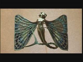 """Exposition """"René Lalique, Bijoux d´exception 1890-1912"""""""