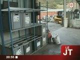La gestion des déchets électriques (Rhônes-Alpes)