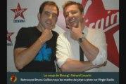Canular Téléphonique Le Coup de Bourg : Gérard Louvin piégé par Olivier Bourg sur Virgin Radio