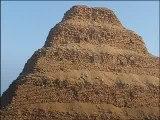 "La Pyramide du roi Djoser à Saqqarah, Série ""Architectures"""