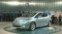 Tokyo Motorshow 2009 Green Cars