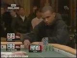 Poker Pros Phil Ivey et Paul Jackson combat de bluffs!