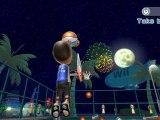 [ Séquence de jeu Wii ] Wii Sport Resort/Match de Basket