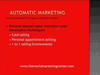 Direct Sales Vs. Direct Marketing Presentation