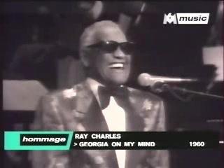 ray charles georgia