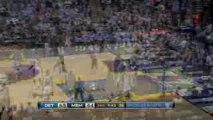 NBA Pistons vs. Grizzlies October 28,09
