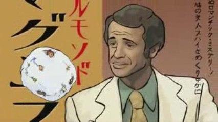 Quand Belmondo rencontre Tintin