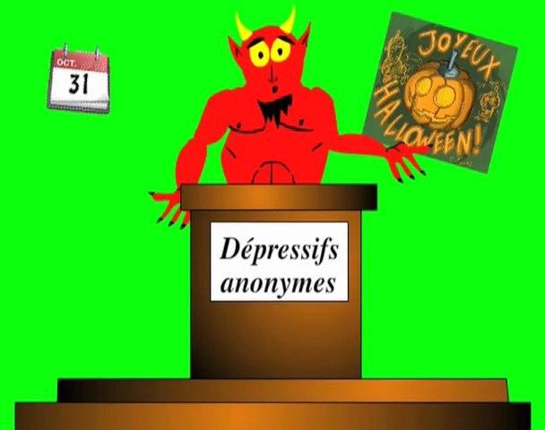 Allocution d'un dépréssif - 1 - Hommage à Halloween