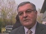 Michel Mercier à Lisses (Essonne)