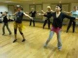 stage initiation à la danse orientale