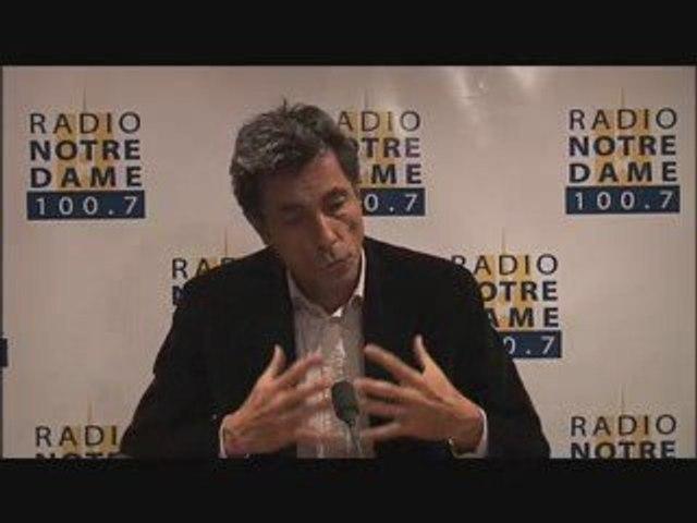 Courrier des auditeurs - Radio Notre Dame - 31 Octobre 2009