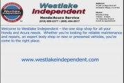 Westlake Village Acura service