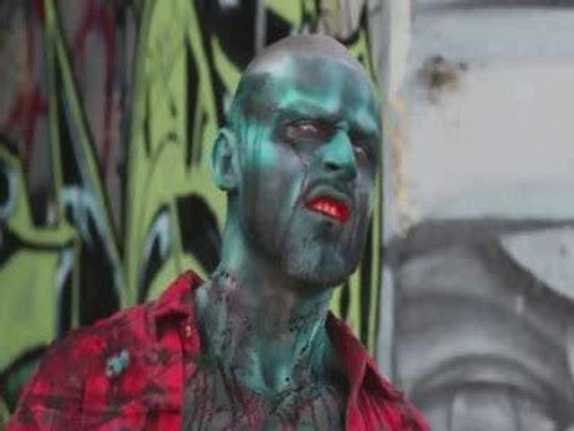 LA Zombie trailer - video dailymotion