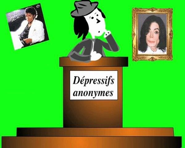 allocution d'un dépréssif - 2- Hommage à Michael Jackson